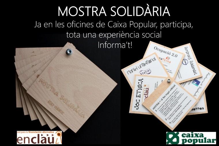 mostra solidaria campaña1