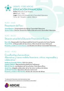 programa-foro-debate-adicae-valencia-19-10-2016