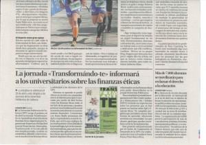 notícia Solidaris 20-04-15