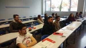 alumnos taller Banca etica